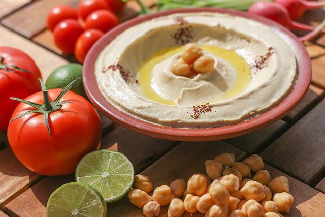Vegetarian Recipe; Best 15 Dips & Spreads