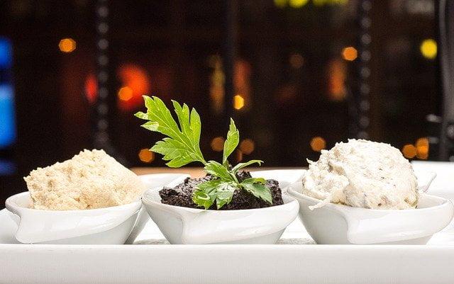 Vegetarian Dips & Spreads