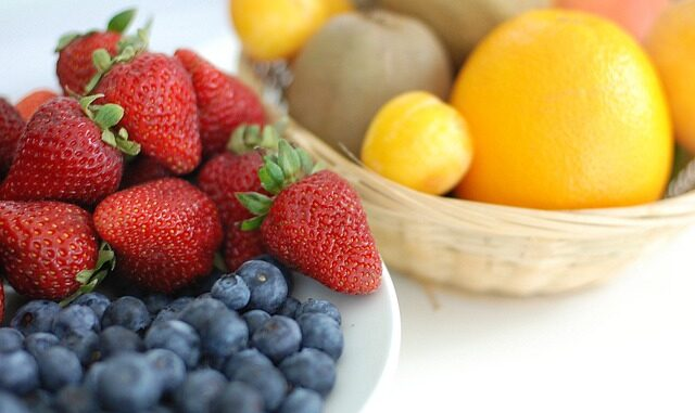 Foods With Low glycemic index