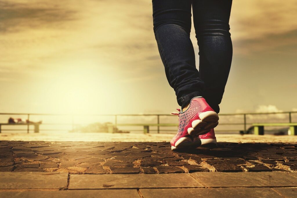 Steps To Calories Burned Calculator