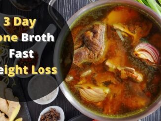 3 day bone broth fast weight loss