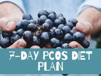 7-day PCOS diet plan