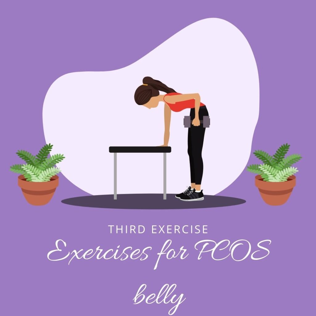exercise for pcos to get period