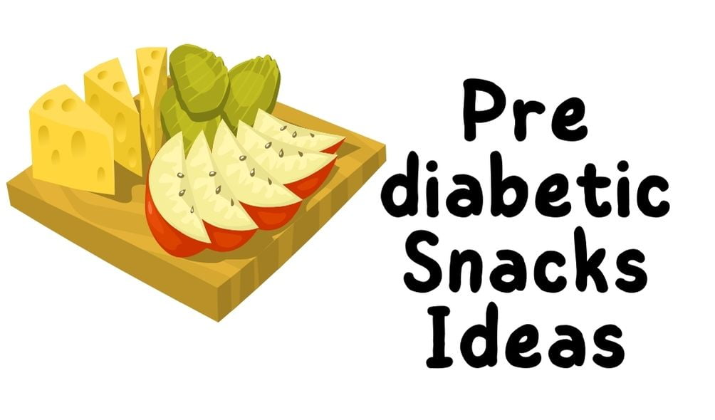 Prediabetic snacks ideas can help you control your blood sugar especially if you are in the pre diabetes stage.